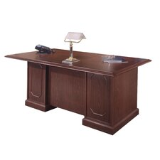 "Andover 60"" W Executive Desk"