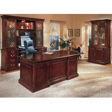 <strong>DMI Office Furniture</strong> Keswick Executive Standard Desk Office Suite