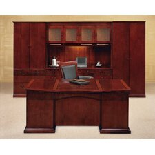 Del Mar Standard Desk Office Suite