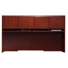 "<strong>DMI Office Furniture</strong> Summit-Reed 42"" H x 66"" W Desk Hutch"