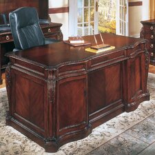 "Balmoor 66"" W Executive Desk"