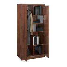 "Belmont 36"" Double Door Wardrobe"