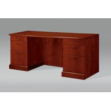 <strong>DMI Office Furniture</strong> Belmont Credenza with 6 Drawers