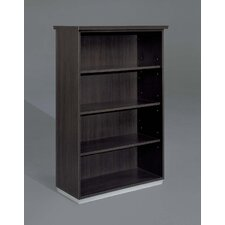 "Pimlico 54"" H Open Bookcase (Fully Assembled)"