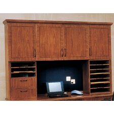 "<strong>DMI Office Furniture</strong> Belmont 50"" H Desk Hutch with Organizers"