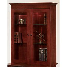 "Del Mar 48"" Closed Bookcase"