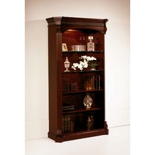 "Balmoor 76"" H Open Bookcase"