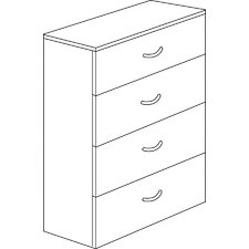 Fairplex 4-Drawer  File