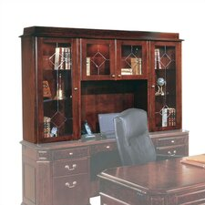 "Oxmoor 48"" H x 72"" W Desk Hutch"