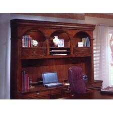 "<strong>DMI Office Furniture</strong> Rue De Lyon 48"" H x 67"" W Desk Hutch"