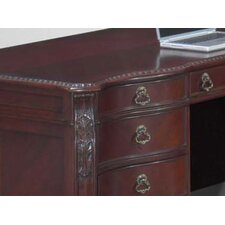 Balmoor Executive L-Shape Desk with Right Return