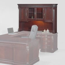 "<strong>DMI Office Furniture</strong> Balmoor 50"" H x 76.5"" W Desk Hutch"