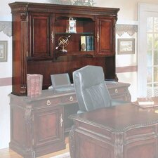 "Balmoor 50"" H x 72"" W Desk Hutch"