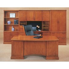 Belmont Executive Suite with Bookcases and Organizers