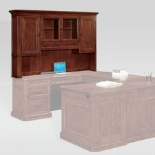 "Arlington 50"" H x 74"" W Desk Hutch"