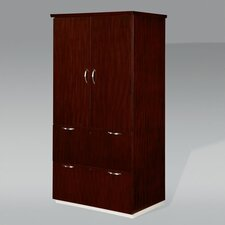 <strong>DMI Office Furniture</strong> Pimlico Lateral File Storage Cabinet (Fully Assembled)