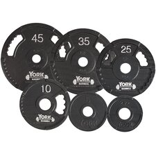 G-2 Olympic  Single Grip Thin Line Plate