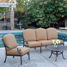 <strong>Meadow Decor</strong> Kingston 6 Piece Deep Seating Group