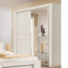 Moka 2 Sliding Door Wardrobe