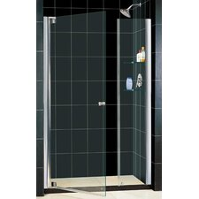 "Elegance 40 .75"" x 42 .75"" Pivot Adjustable Shower Door"