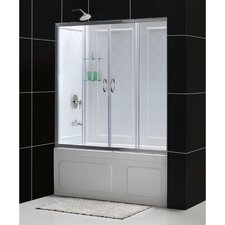 Visions Sliding Door Shower Enclosure