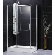 Panorama Pivot Shower Enclosure