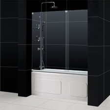 Mirage Frameless Tub Door