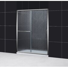 Infinity Plus Sliding Shower Door