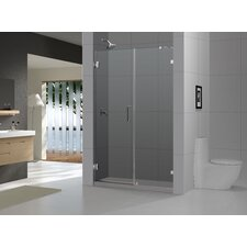 <strong>Dreamline</strong> Radiance Frameless Hinged Shower Door