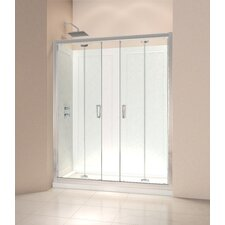Butterfly Bi-Fold Shower Door