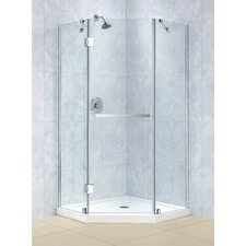 Prism-X Hinged Shower Enclosure