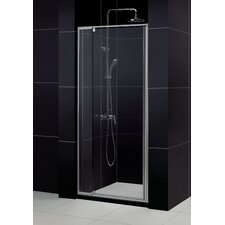 Flex Pivot Shower Door and SlimLine Shower Base