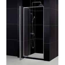"""Flex 36"""" W x 74.75"""" H x 36"""" D Pivot Shower Door with SlimLine Base"""