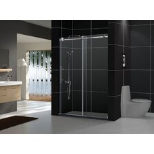 Enigma-X Fully Frameless Sliding Shower Door