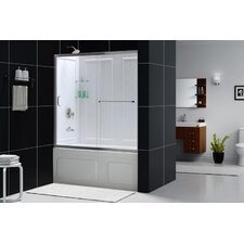 Infinity-Z Sliding Door Shower Enclosure