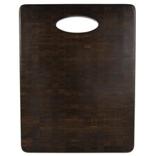 <strong>Architec</strong> Formaldehyde Free Endgrain Chopping Block with Handle