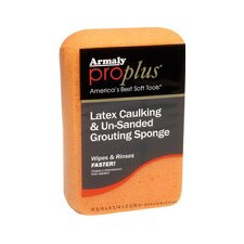 ProPlus Latex Caulking and Un-Sanded Grouting Sponge