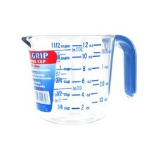 <strong>Arrow Plastic Mfg. Co.</strong> 1.5 Cups Cool Grip Measuring Cup