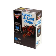 39 Gallon Lawn and Leaf Bags (40 Count)