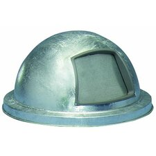 Heavy Duty Dome Top Cover  for 31/32 Galvanized Can