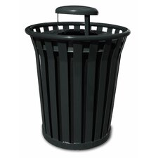 Wydman Outdoor Trash Receptacle