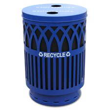 Covington 40 Gallon Industrial Recycling Bin