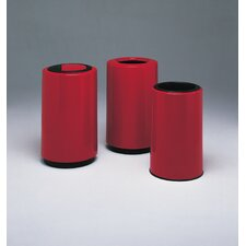 <strong>Witt</strong> Fiberglass Series 21 Gallon Top Entry Round Receptacle