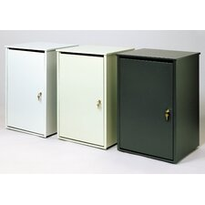Platinum Series 36 Gallon Side Entry Secure Document Receptacle
