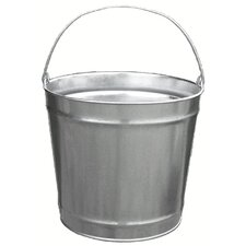 12 Quart Galvanized Steel Pail