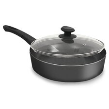 4.5-qt. Deep Cooker With Lid