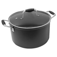 <strong>Epoca Inc</strong> Symphony 8-qt.Stock Pot with Lid