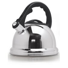Primula 3-qt. Safe-T Whistling Tea Kettle