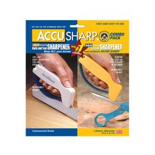 AccuSharp Combo Pack Knife and Scissor Sharpeners