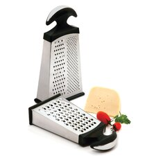 Stainless Steel Grip-EZ Slim Grater